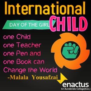 International Girl Child Day
